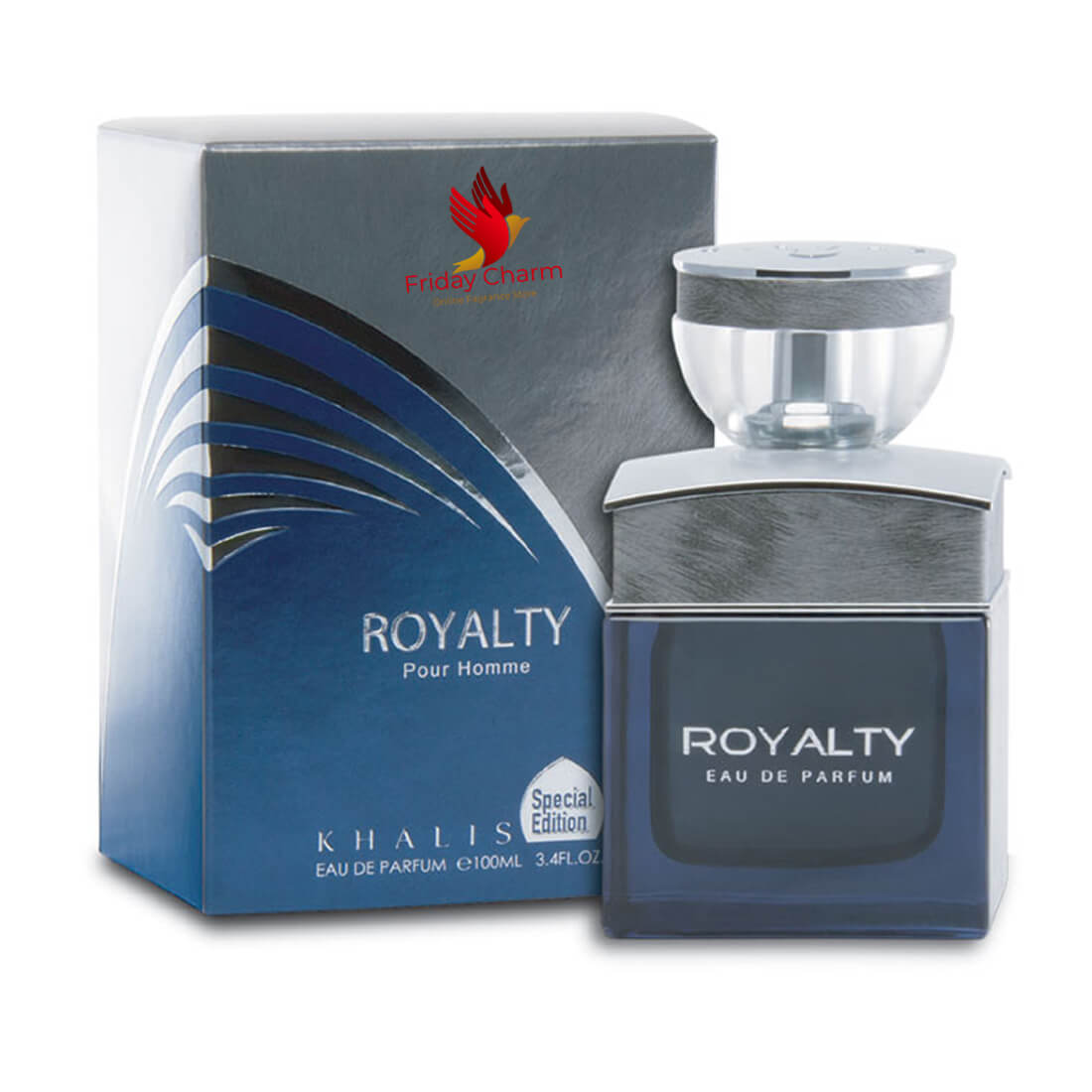 Khalis Royalty Fragrance Spray - 100 ml