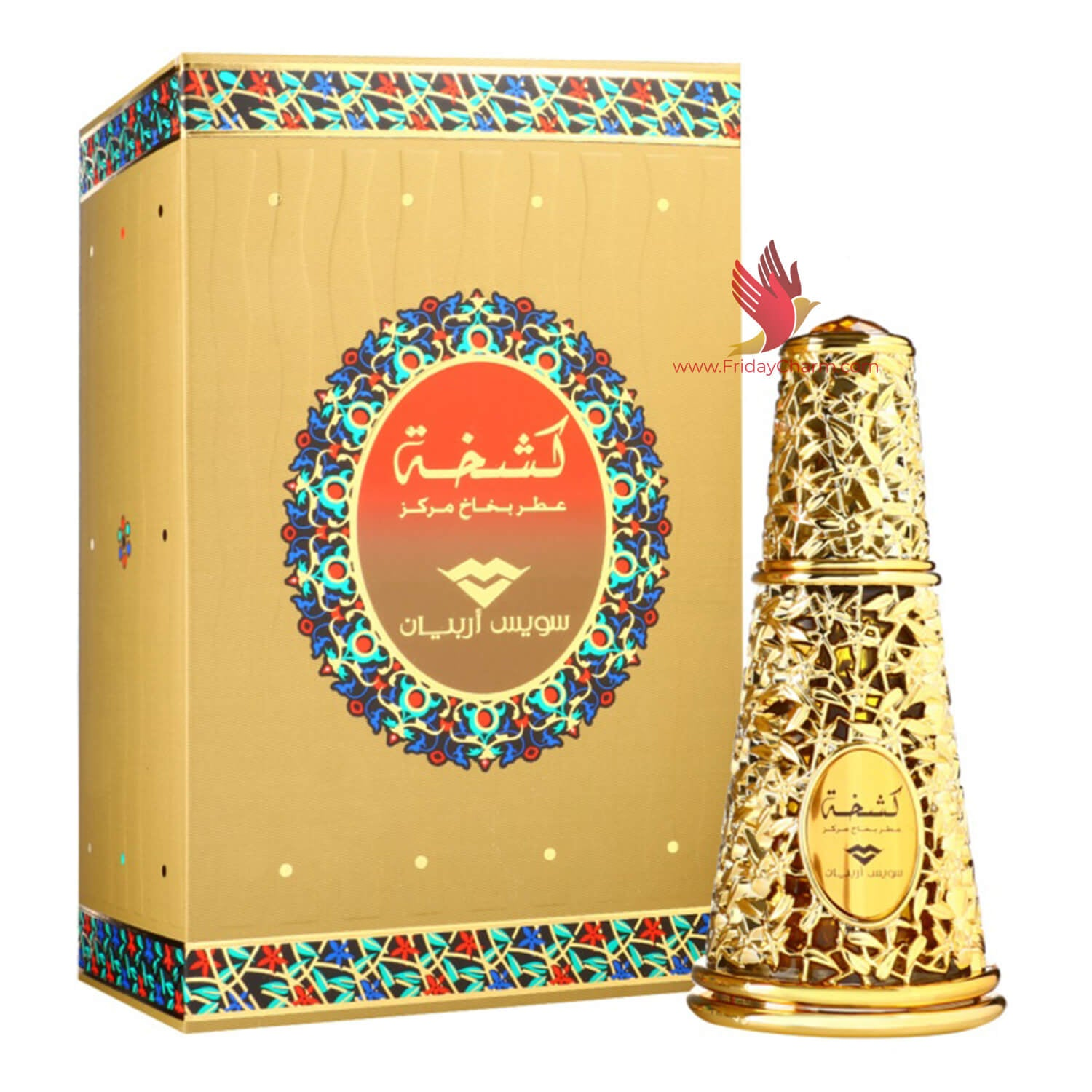 Swiss Arabian Kashkha Spray - 50ml
