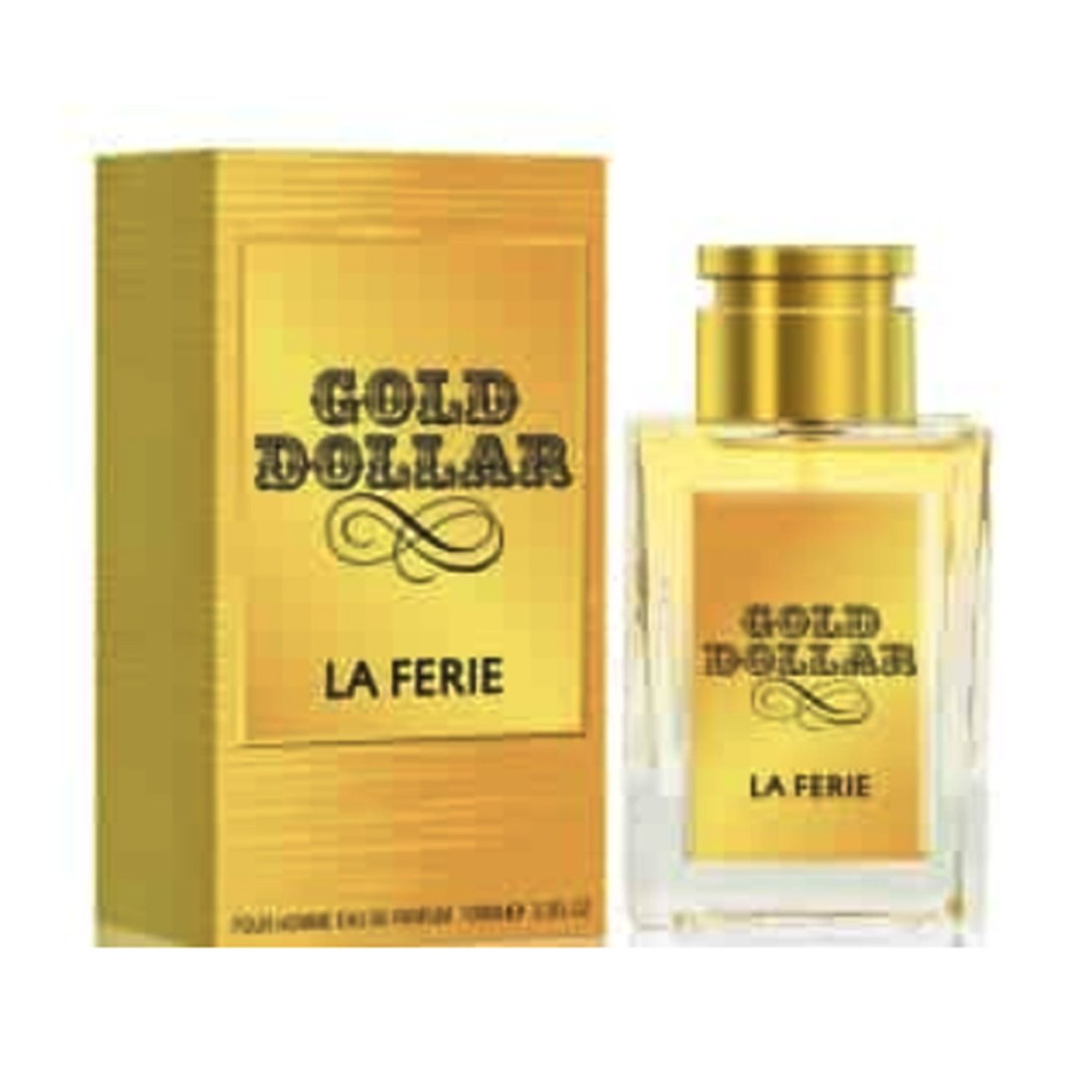La Ferie Gold Dollar Spray - 100ml