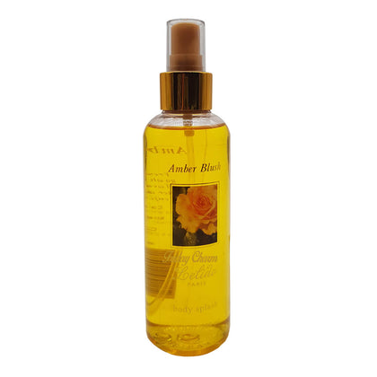 Lelido Paris Amber Blush Body Splash Mist 200ml