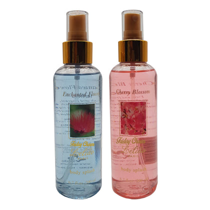 Lelido Paris Enchanted Flower & Cherry Blossom Body Splash Mist 200ml