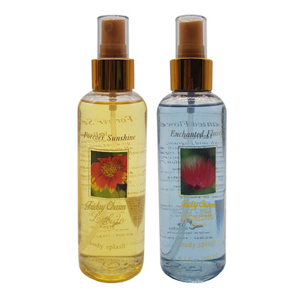 Lelido Paris Forever Sunshine & Enchanted Flower Body Splash Mist 200ml