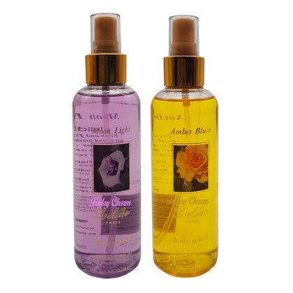 Lelido Paris Moon Light & Amber Blush Body Splash Mist 200ml