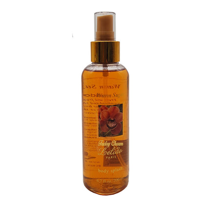 Lelido Paris Warm Sugar Body Splash Mist 200ml
