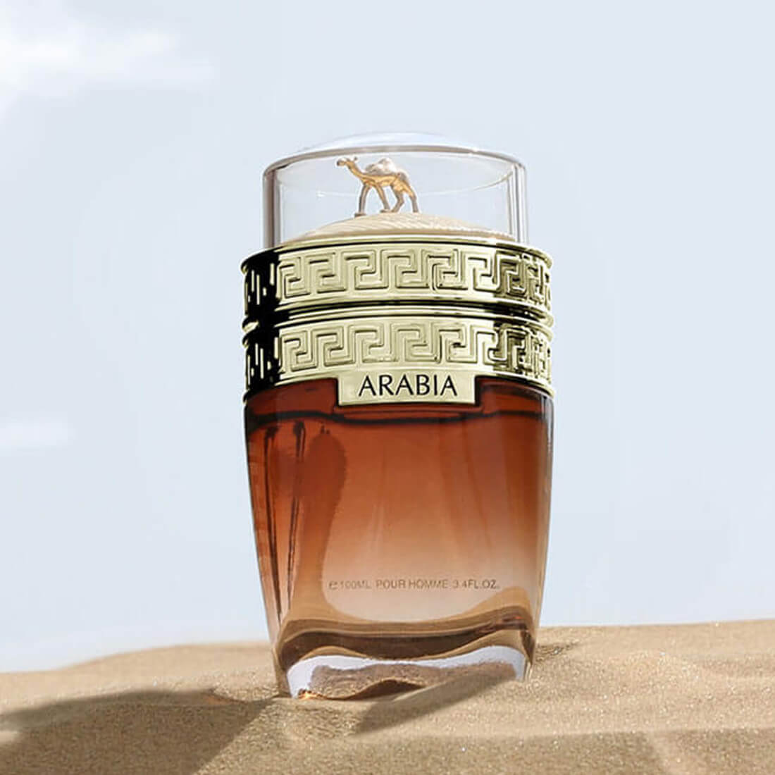 Le Chameau Arabia Pour Homme Eau De Toilette For Men - 100ml