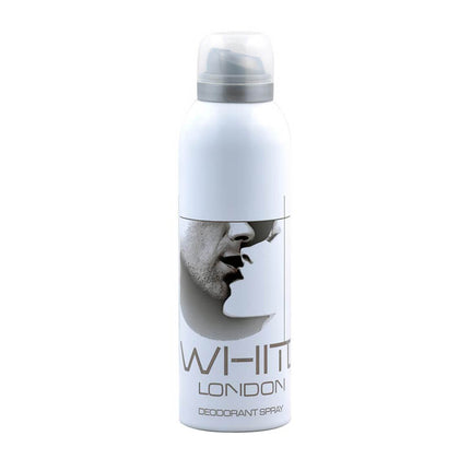 London White Deodorant Body Spray 200ml