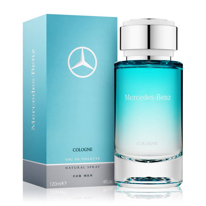 Mercedes Benz Cologne Eau De Toilette For Men - 120ml