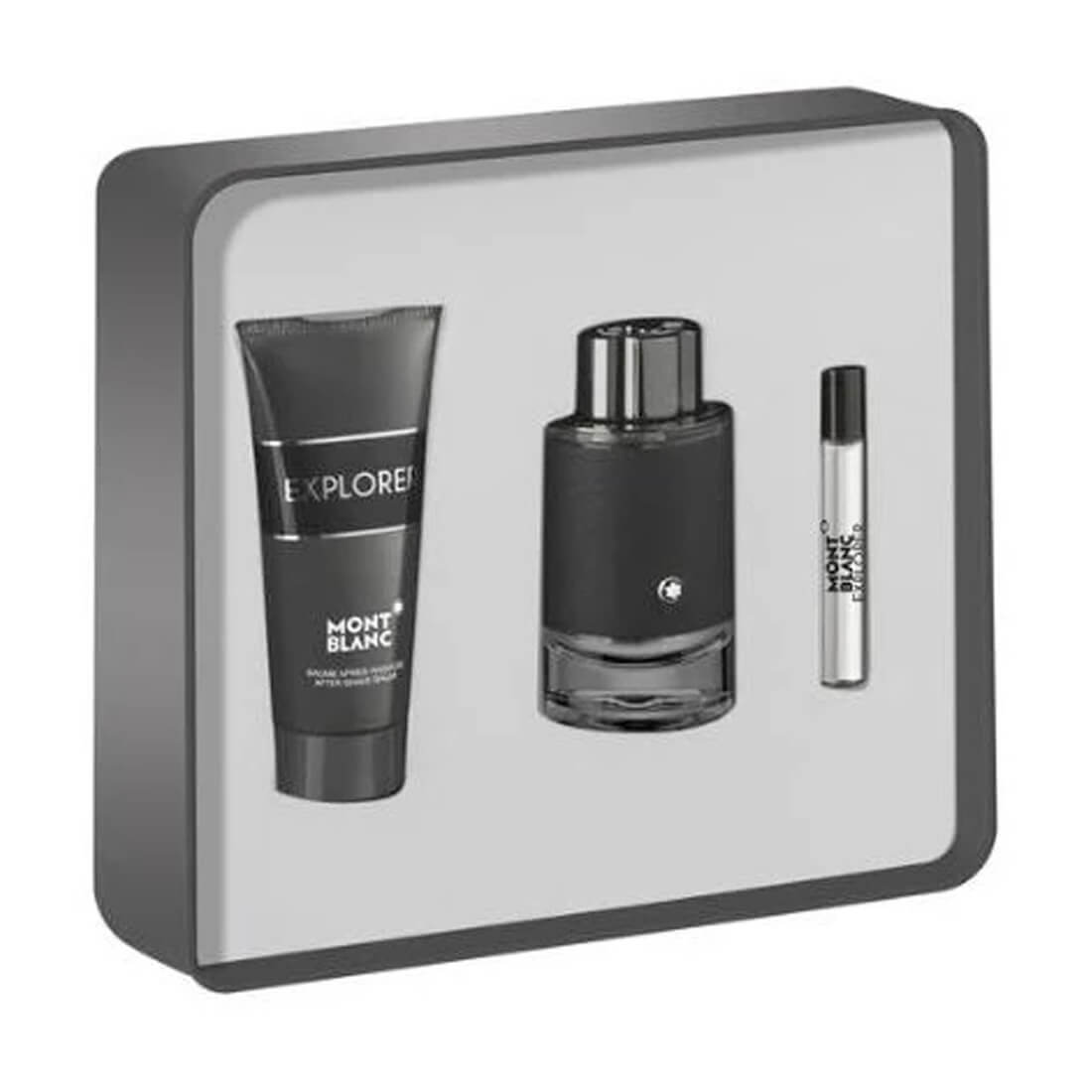 Mont Blanc Explorer Gift Set For Men