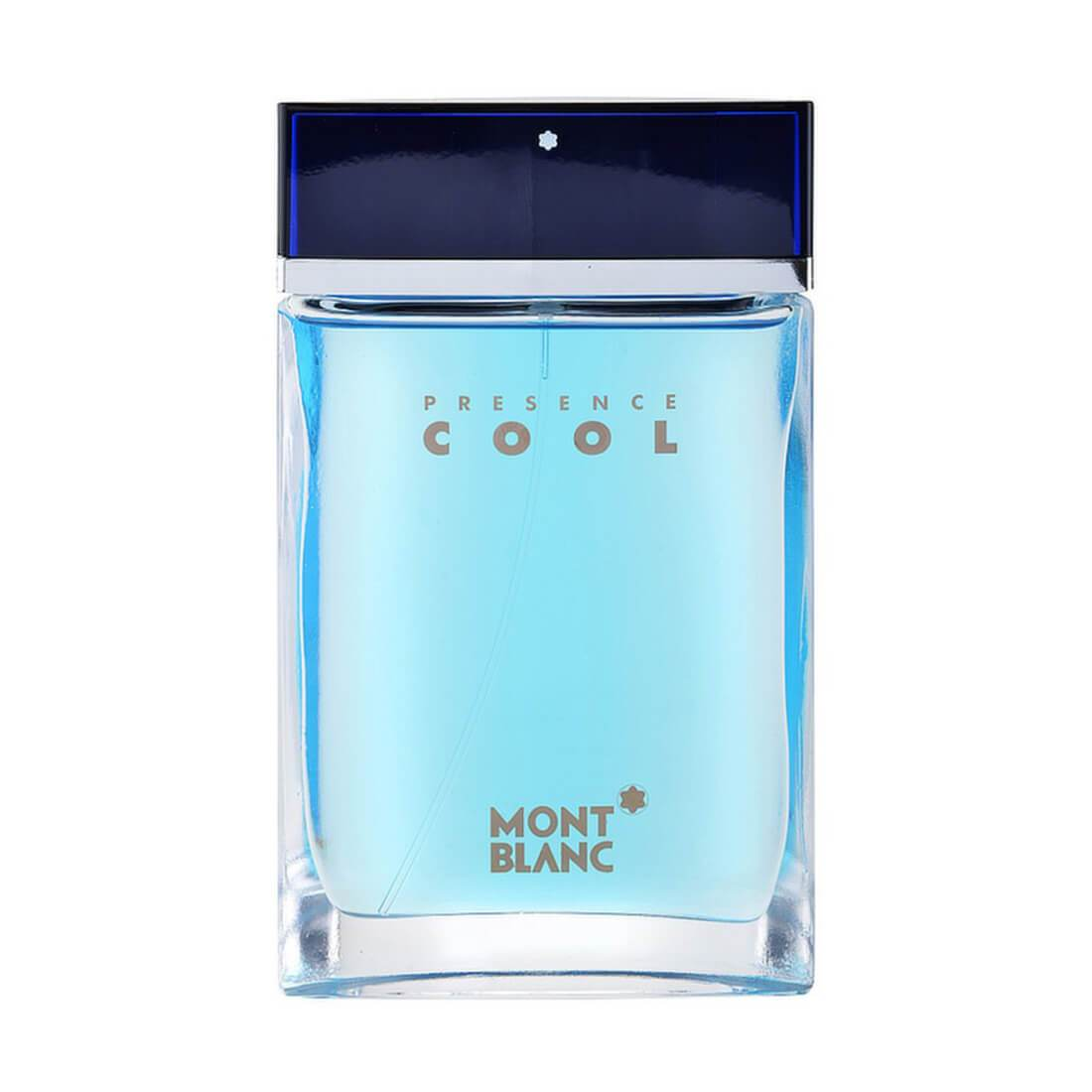 Mont Blanc Presence Cool Eau de Toilette For Men - 75ml