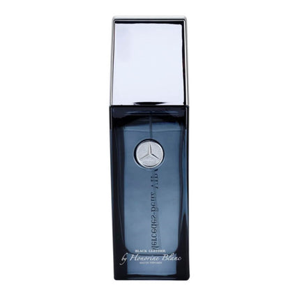 Mercedes Benz VIP Club Black Leather Eau De Toilette For Men - 100ml