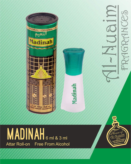 Al Nuaim Madina Attar 6ML