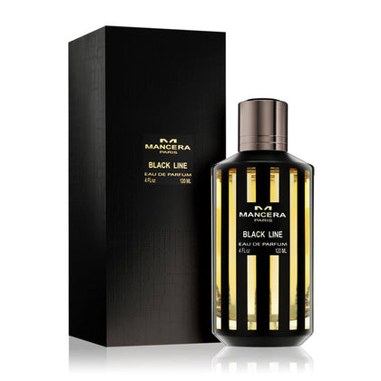 Mancera Black Line Eau De Perfume For Unisex - 120ml