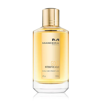 Mancera Gold Intensive Aoud Eau De Perfume For Unisex - 120ml