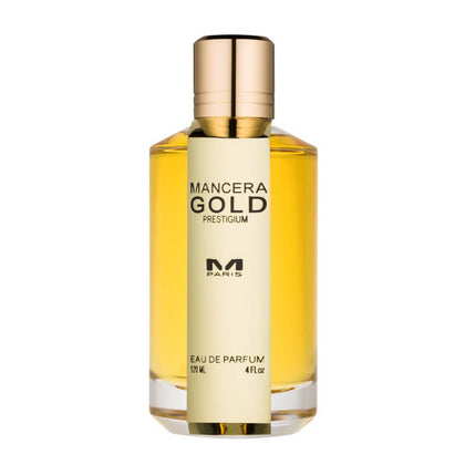Mancera Gold Prestigium Eau De Perfume For Unisex - 120ml