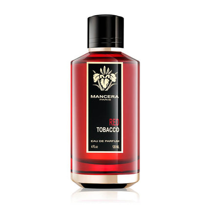 Mancera Red Tobacco Eau De Perfume For Unisex - 120ml