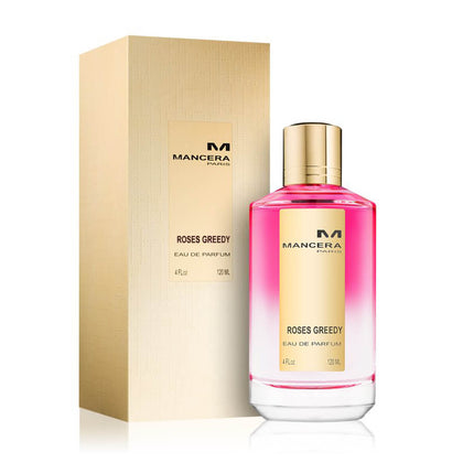Mancera Roses Greedy Eau De Perfume For Unisex - 120ml