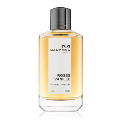 Mancera Roses Vanille Eau De Perfume For Women 120ml