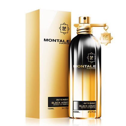 Montale Black Aoud Intense Eau De Perfume For Unisex 100ml