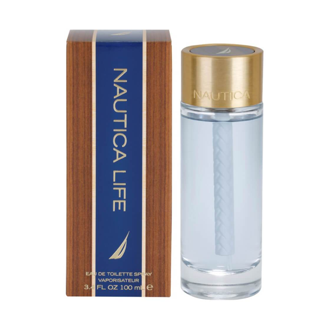 Nautica Life Eau De Toilette For Men - 100ml