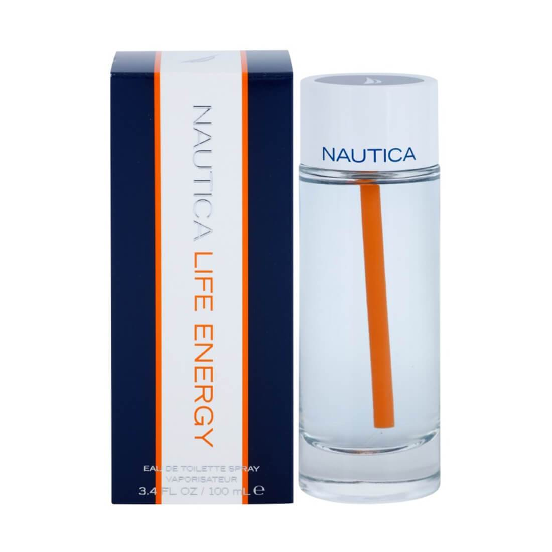Nautica Life Energy Eau De Toilette For Men - 100ml