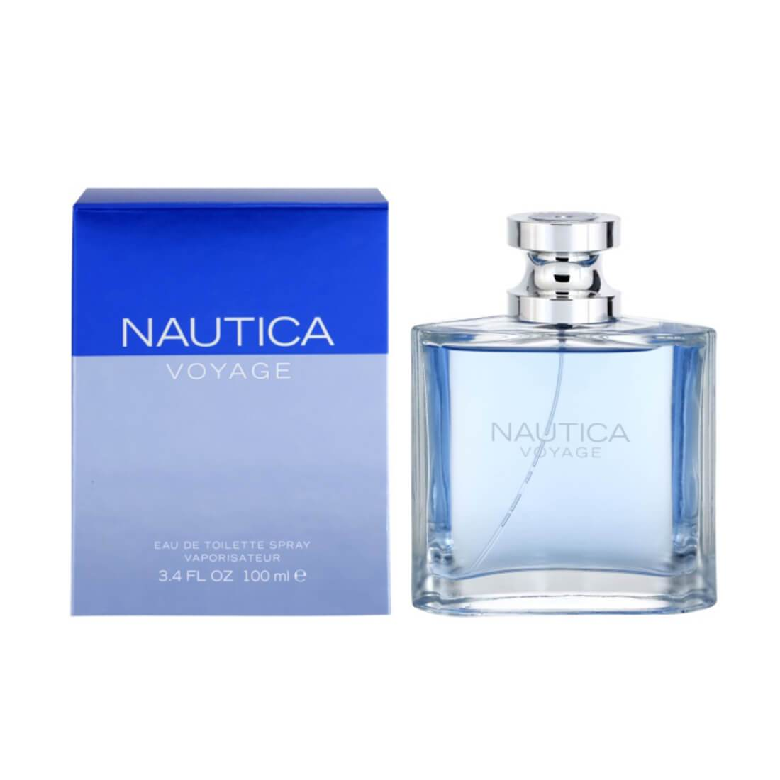 Nautica Voyage Eau De Toilette For Men - 100ml