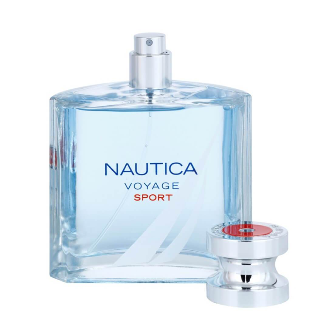 Nautica Voyage Sport Eau De Toilette For Men - 100ml