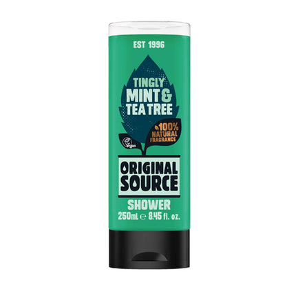 Original Source Tingly Mint & Tea Tree Shower Gel - 250ml