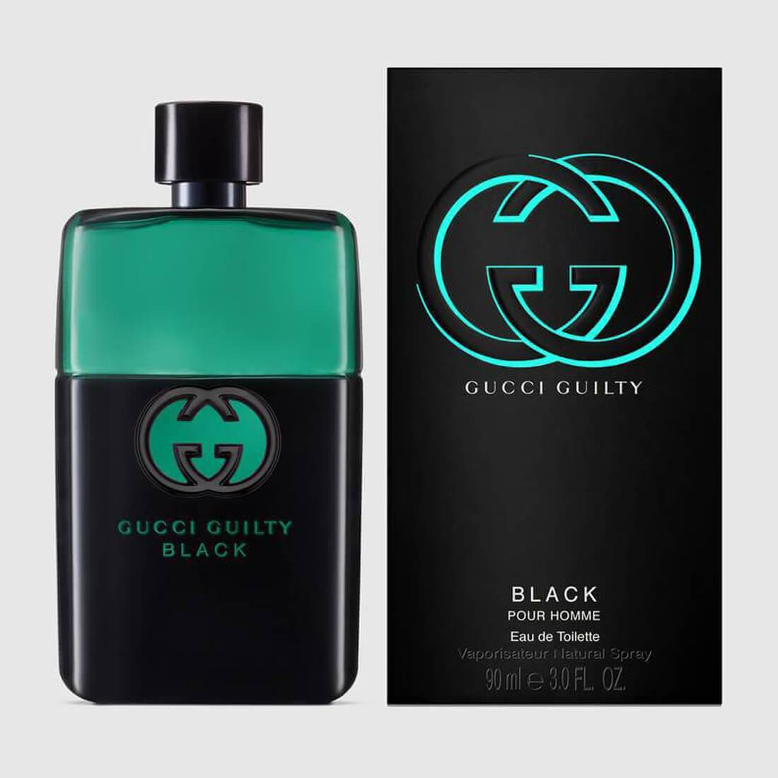 Gucci Guilty Black Pour Homme Perfume For Men 90ml Fridaycharmcom