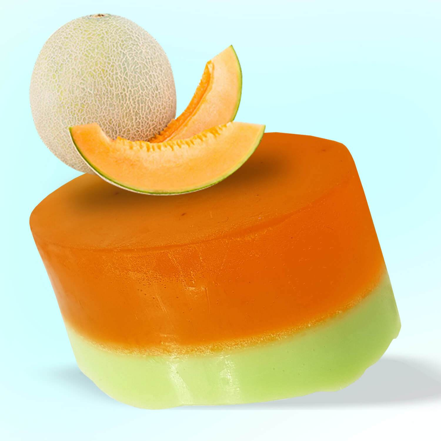 Organic MUSK MELON Soap for all skin type