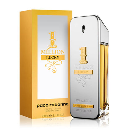 Paco Rabanne 1 Million Lucky Eau De Toilette For Men 100ml