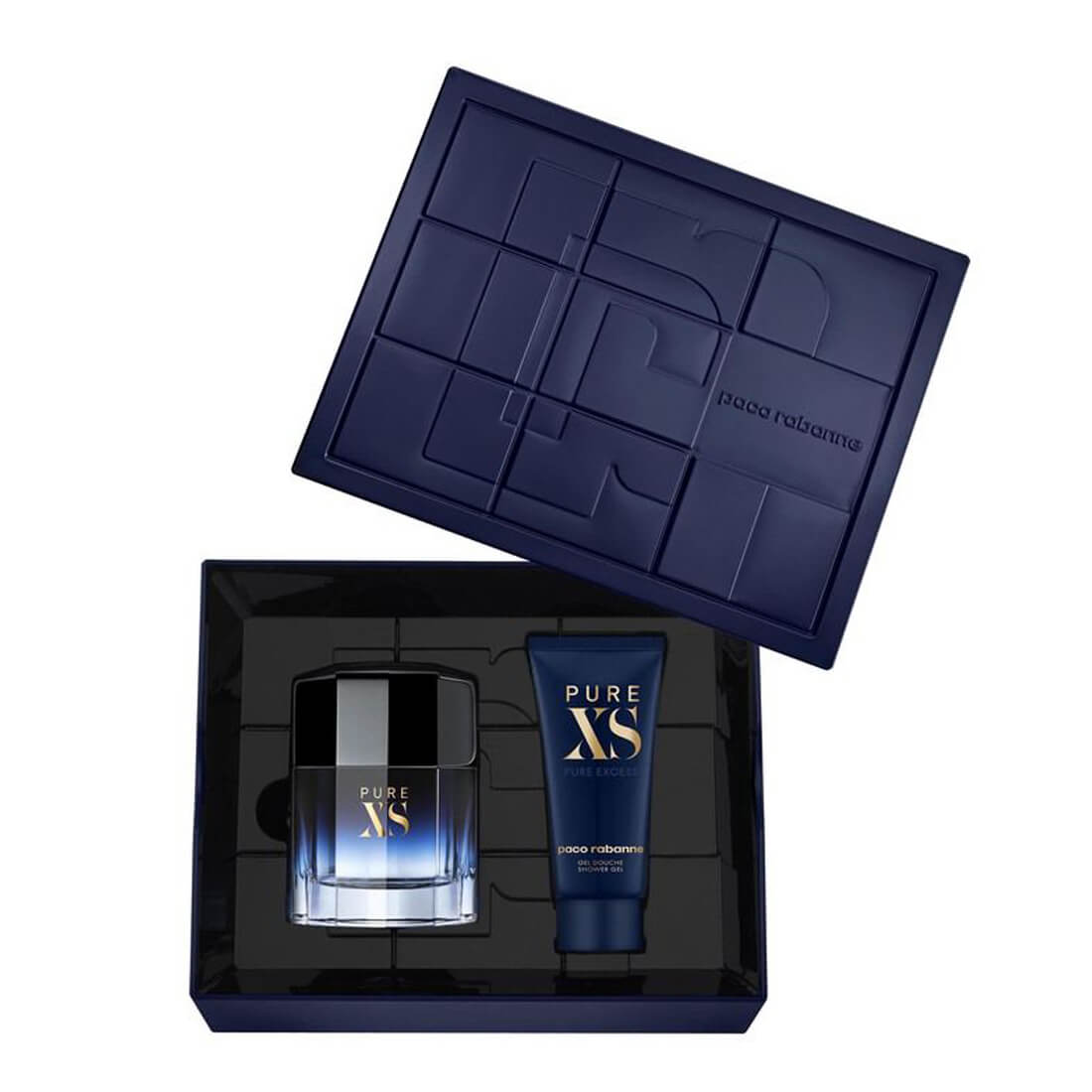 Paco Rabanne Pure XS For Him Gift Set 100ml