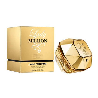 Lady Million Absolu Gold EDP