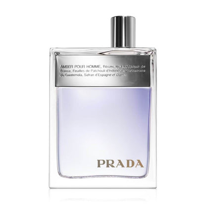 Prada Amber Pour Homme Eau De Toilette For Men - 100ml