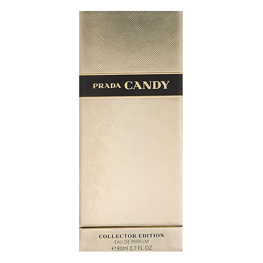 Prada Candy Collectors Edition Eau De Perfume - 80ml
