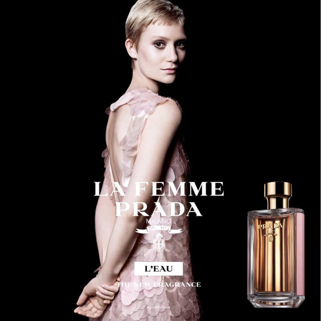 Prada L'Femme L'Eau Eau De Toilette For Women - 100ml