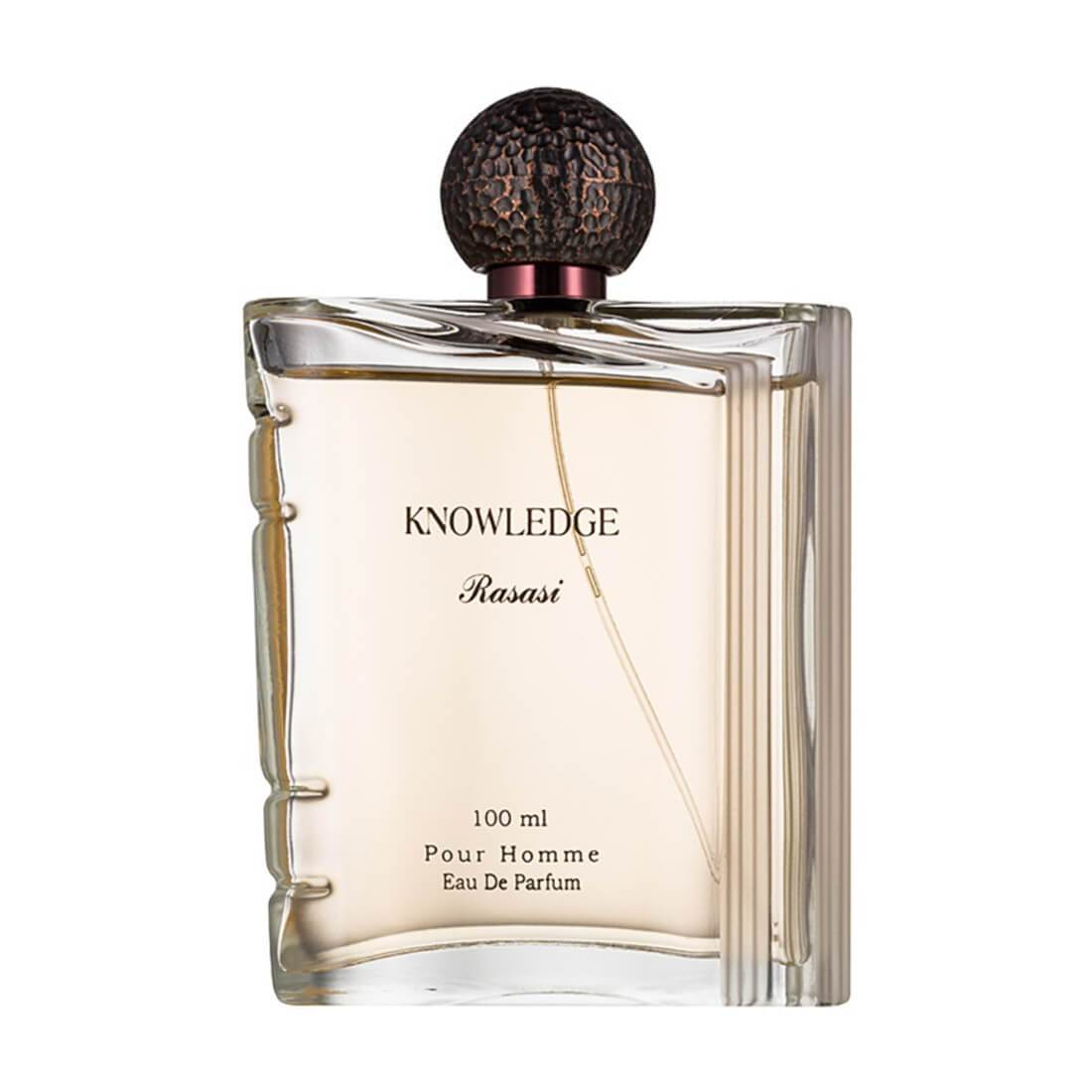Rasasi Knowledge Perfume - 100ml