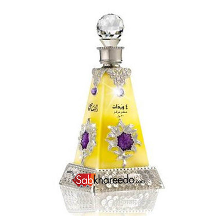Rasasi Arba Wardat Attar - 30ml
