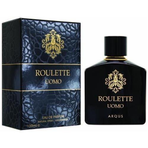 Arqus Roulette Uomo Perfume Spray - 100ml