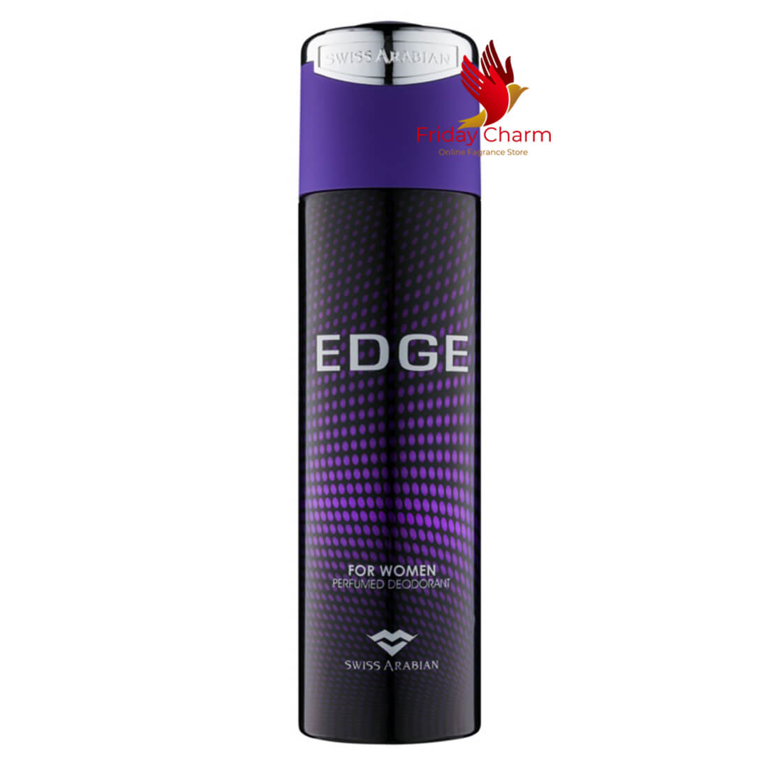 Swiss Arabian Edge Women Deodorant Spray - 200ml