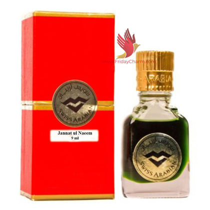 Swiss Arabian Jannat ul Naeem Attar - 9ml