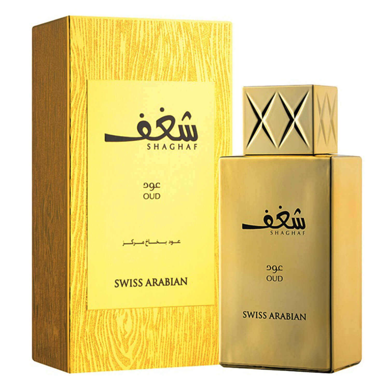 Swiss Arabian Shaghaf Oudh Spray - 75ml