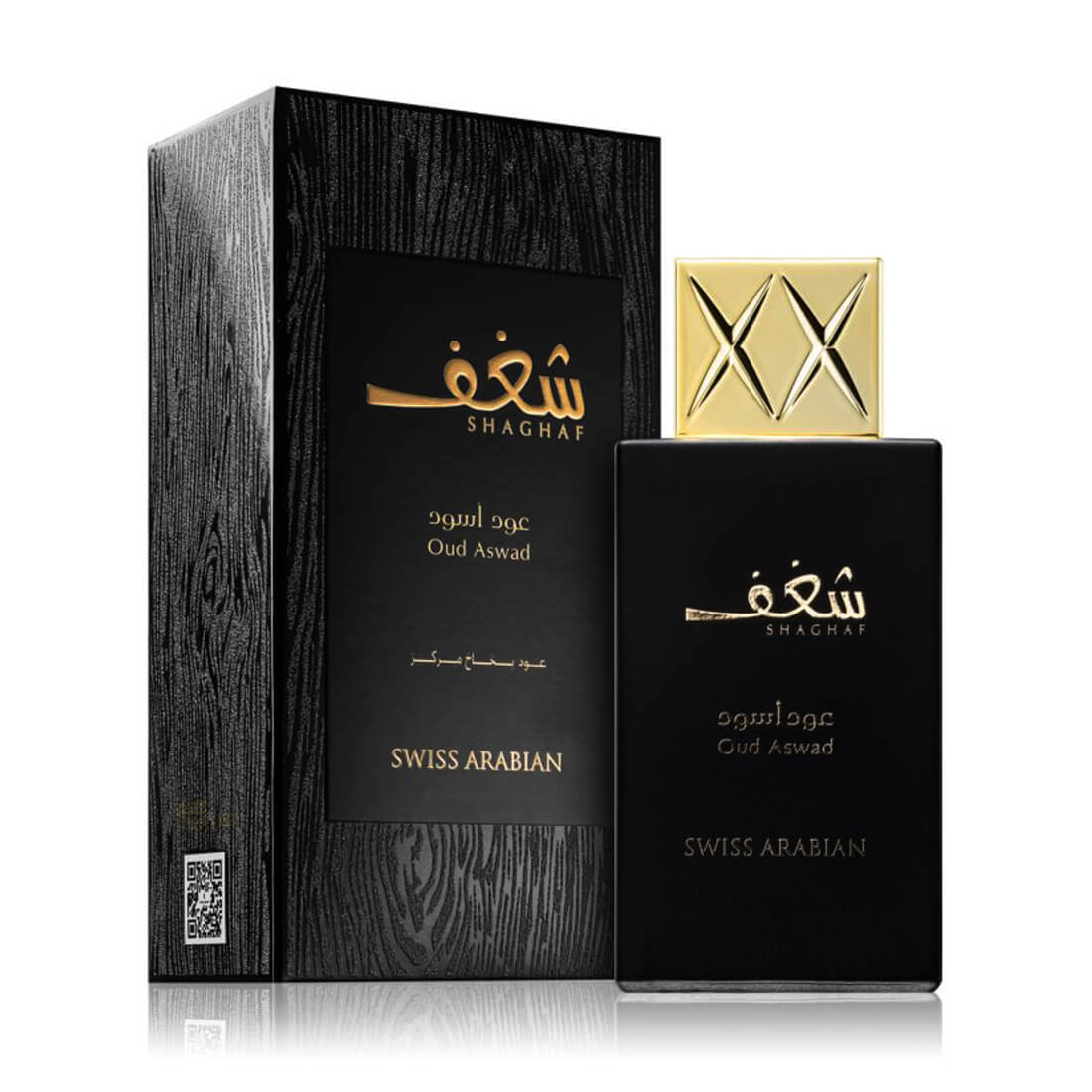 Swiss Arabian Shaghaf Oudh Aswad Spray - 75ml