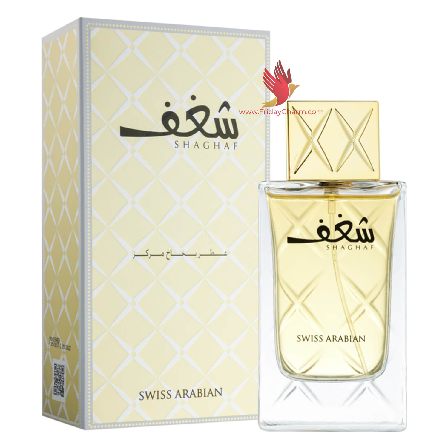 Swiss Arabian Shaghaf Women Spray - 75ml