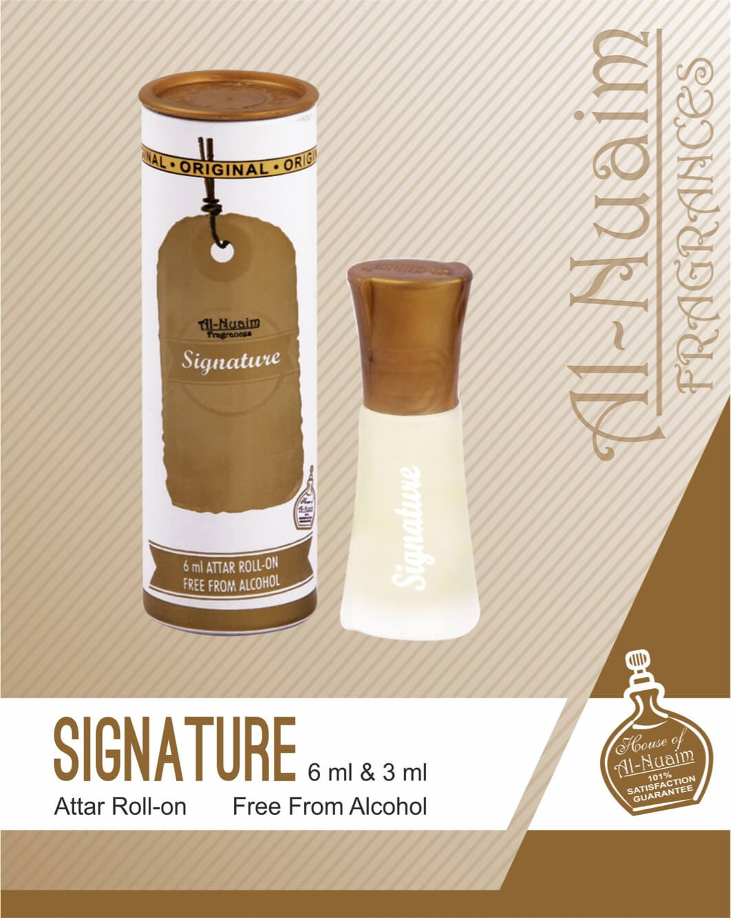 Al Nuaim Signature Attar 6ML