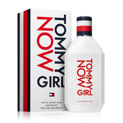 Tommy Hilfiger Tommy Girl Now Eau De Toilette For Women 100ml