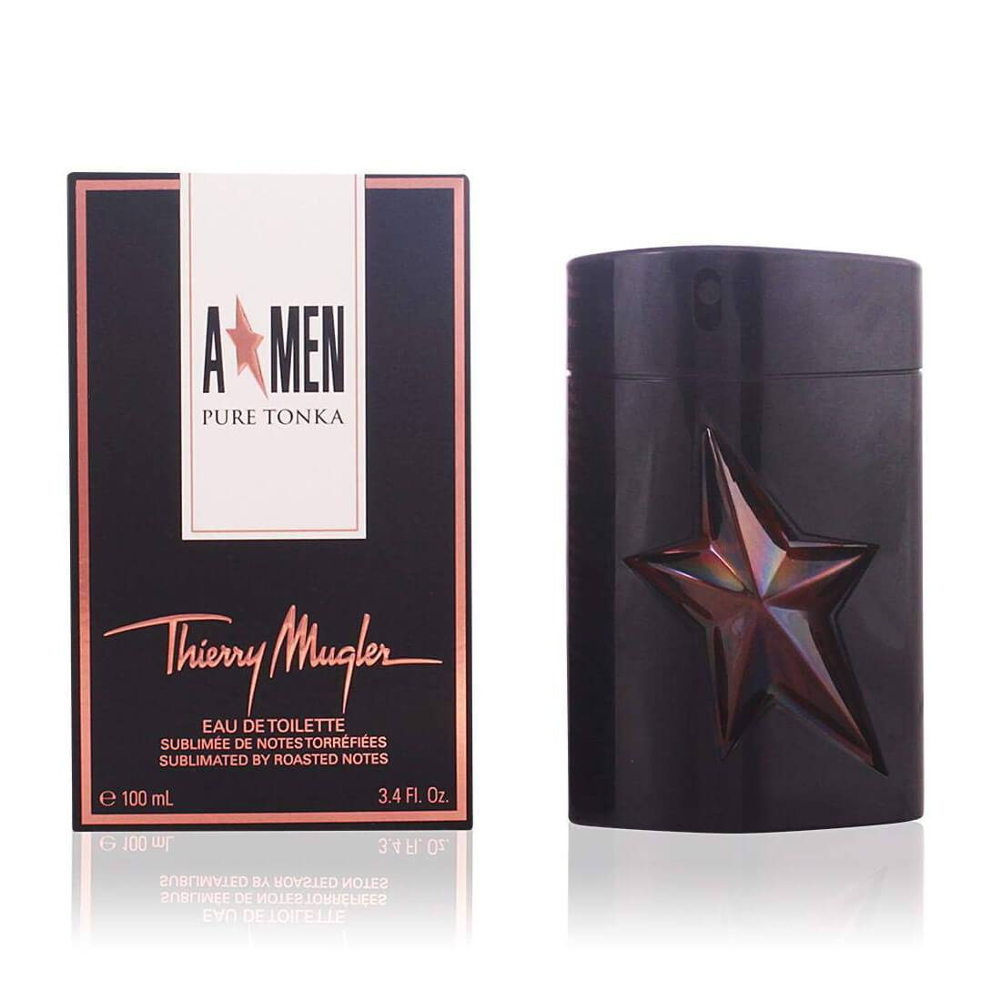 Thierry Mugler A*Men Pure Tonka Eau De Toilette - 100ml