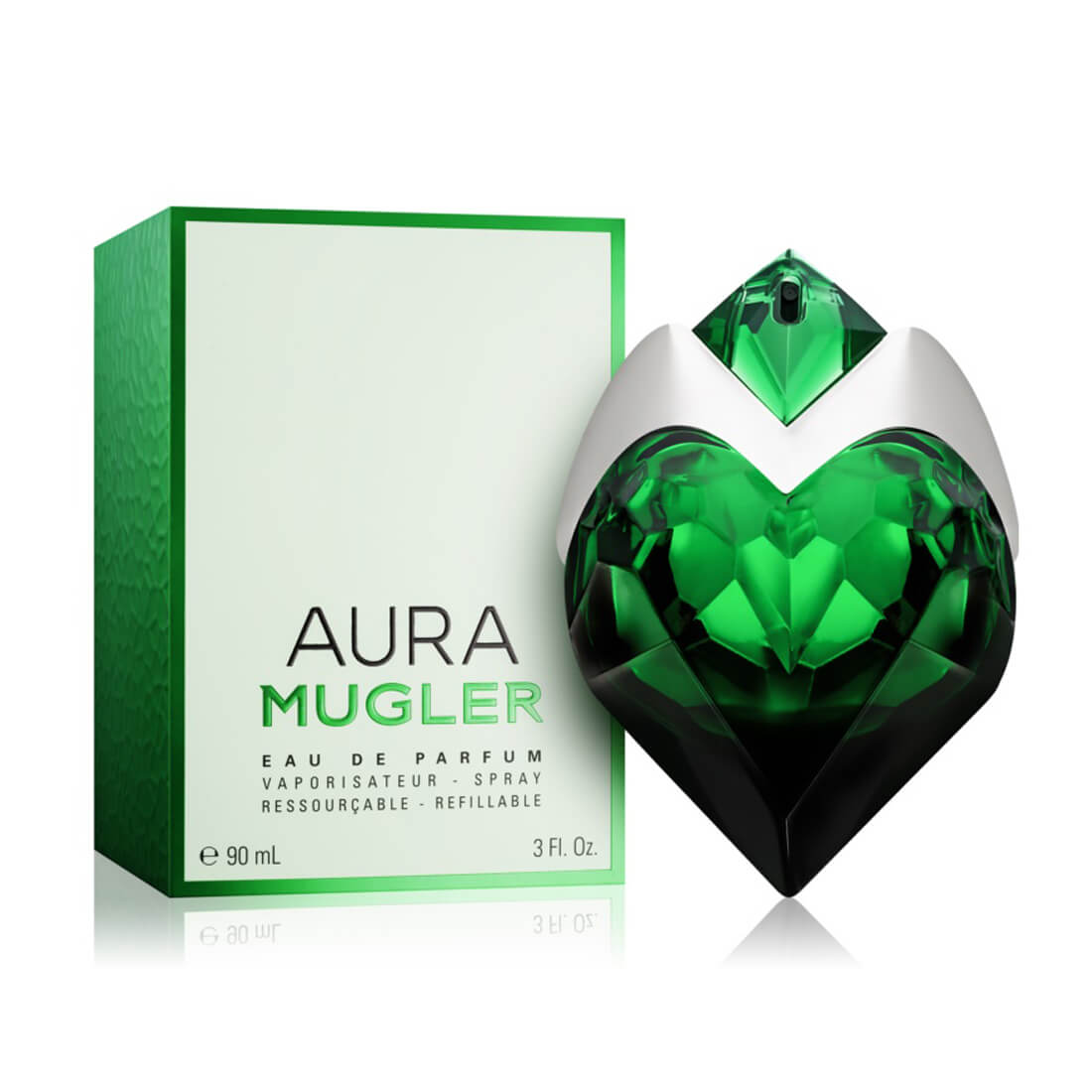 Thierry Mugler Aura Eau De Perfume For Women - 90ml
