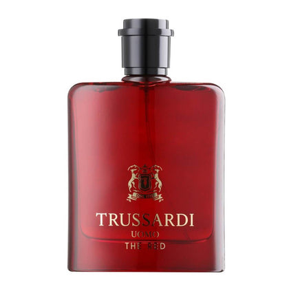 Trussardi Uomo The Red Eau De Toilette For Men - 100ml