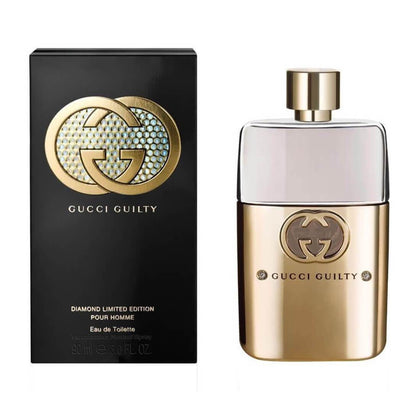 Gucci Guilty Diamond Ltd Perfume For Men - 90ml