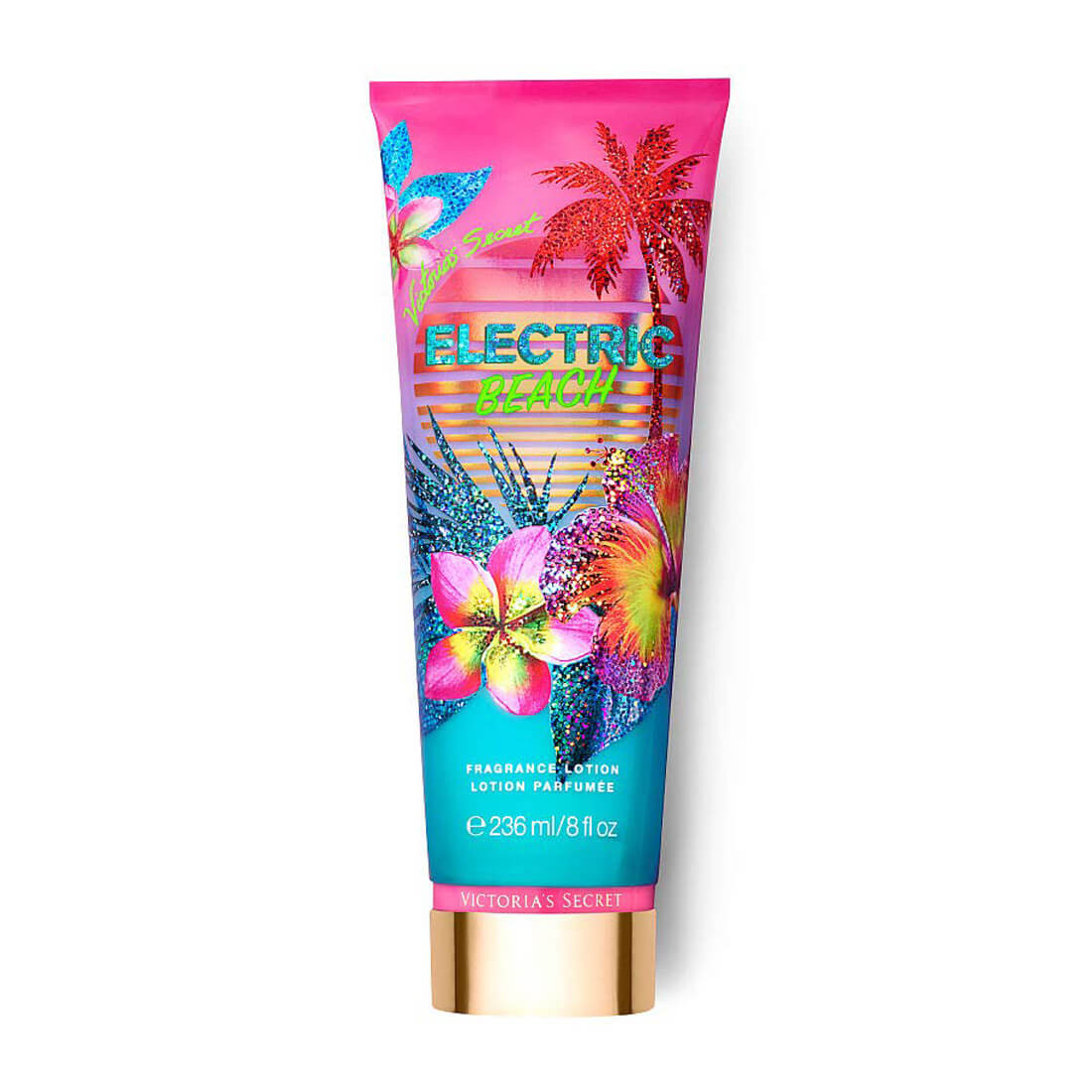 Victoria's Secret Electric Beach Fragrance Lotion 236ml